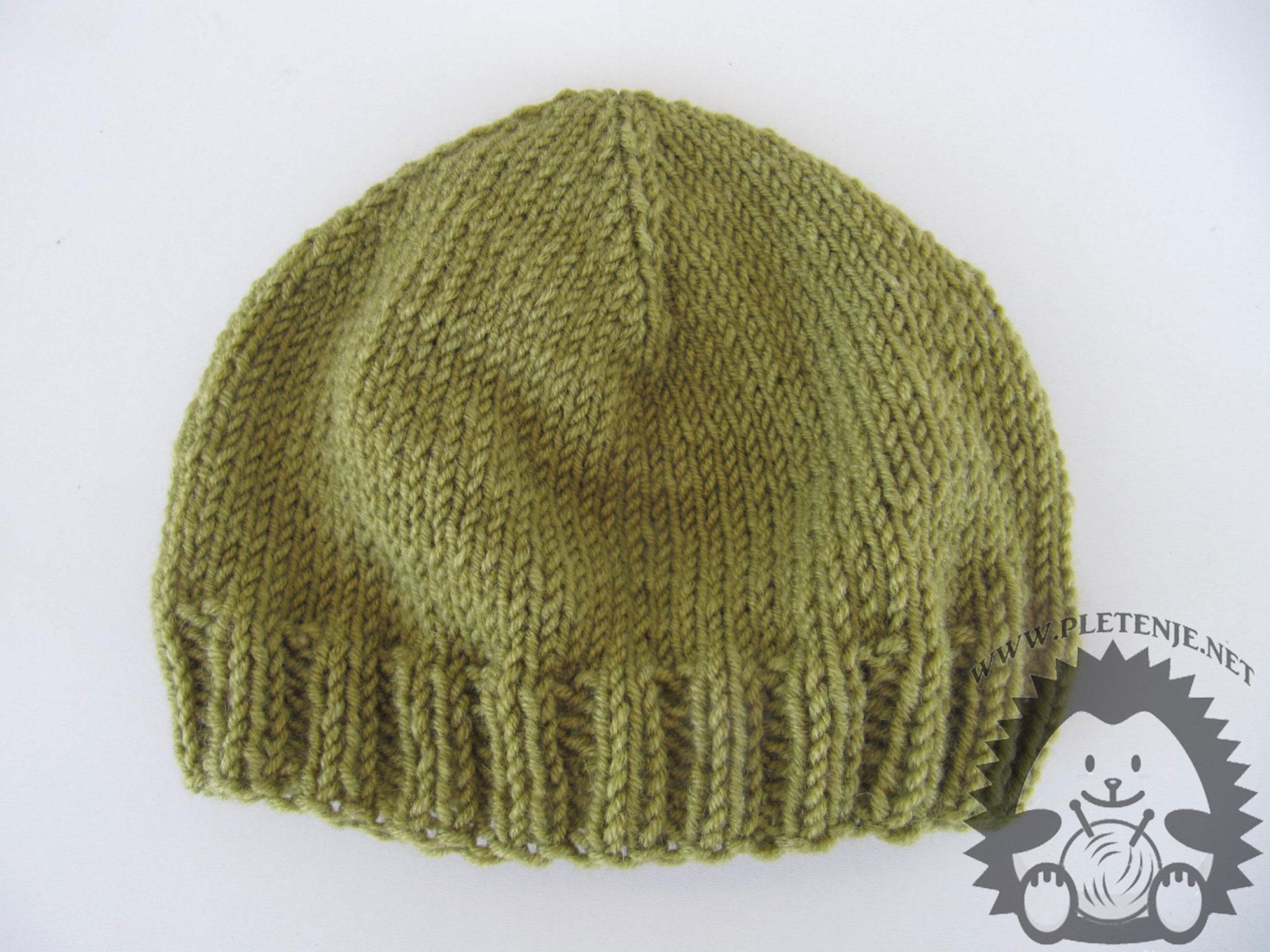 Knitted Cap - Home