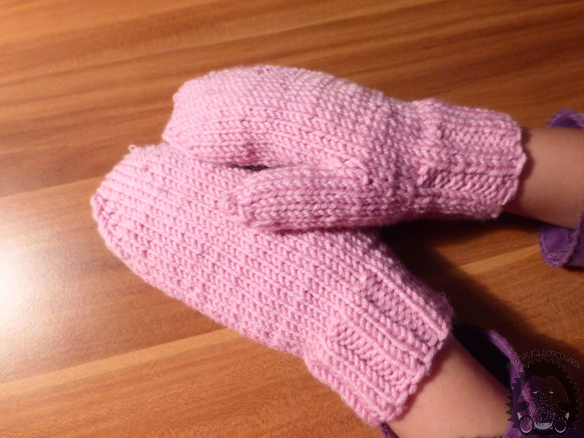 a child's gloves title